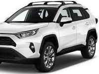 Toyota-RAV4-2019 Compatible Tyre Sizes and Rim Packages