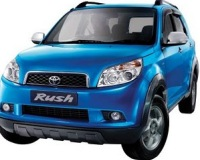 Toyota-Rush-2007 Compatible Tyre Sizes and Rim Packages