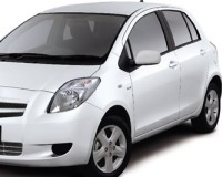 Toyota-Yaris-2008 Compatible Tyre Sizes and Rim Packages