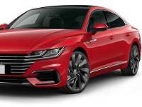 Volkswagen-Arteon-2018 Compatible Tyre Sizes and Rim Packages
