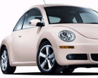 Volkswagen-Beetle-2008 Compatible Tyre Sizes and Rim Packages