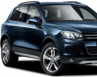 Volkswagen-Touareg-2011 Compatible Tyre Sizes and Rim Packages