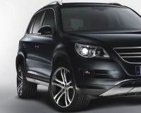 Volkswagen-Tiguan-2010 Compatible Tyre Sizes and Rim Packages