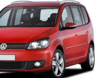 Volkswagen-Touran-2011 Compatible Tyre Sizes and Rim Packages